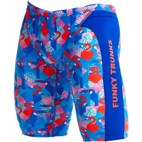 Funky Trunks Training Caleçon de bain Homme, flaming vegas
